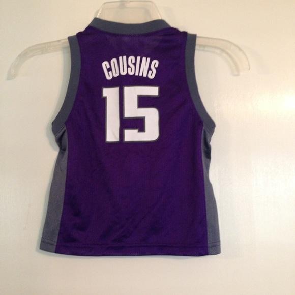 new products 490cf ae0fd NBA apparel -Sacramento kings jersey # 15